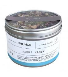 Zimní vánek - směs bylinek - bylinný čaj - 60 g