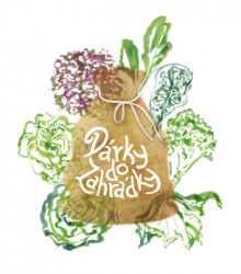 Dárkové balení semen salátů - dárkový sáček s visačkou zdarma