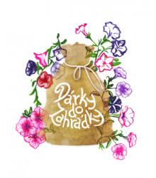 Dárkové balení semen petúnií - dárkový sáček s visačkou zdarma